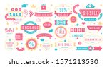 sale banners special offers...   Shutterstock .eps vector #1571213530