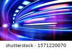 vector art of dynamic light...   Shutterstock .eps vector #1571220070