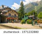 Chamonix  Haute Savoie   France ...