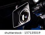 film lens | Shutterstock . vector #157135019