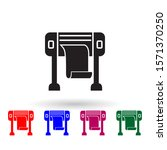 thermal printer multi color...
