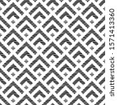 seamless pattern. distressed... | Shutterstock .eps vector #1571413360