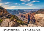 Cape Royal, the southernmost viewpoint along the North Rim Scenic Drive, Grand Canyon National Park, Arizona, USA