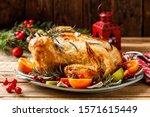 Christmas Turkey For Festive...