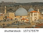 The Holy Sepulchre  Jerusalem