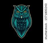owl vector design animals print ...