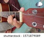 A Major Guitar Base Chord