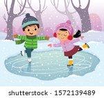 vector illustration cartoon of... | Shutterstock .eps vector #1572139489