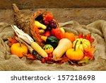 Harvest Or Thanksgiving...