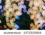 light gold purple and blue... | Shutterstock . vector #1572325003