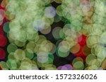 green red christmas light shiny ... | Shutterstock . vector #1572326026