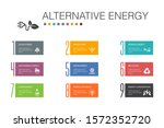 alternative energy infographic...