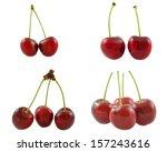 cherries | Shutterstock . vector #157243616