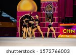 baku  azerbaijan  16 22... | Shutterstock . vector #1572766003