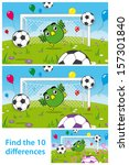 10,answer,ball,balloons,bird,birdie,brainteaser,cartoon,colourful,cute,differences,educational,eps10,find,football