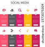 social media  infographic 10...