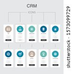 crm infographic 10 steps ui...