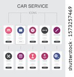car service infographic 10...