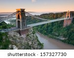 Clifton Suspension Bridge ...