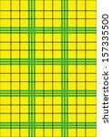 tartan style background | Shutterstock . vector #157335500