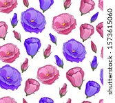 seamless pattern with beautiful ...   Shutterstock .eps vector #1573615060