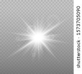 star explosion vector... | Shutterstock .eps vector #1573705090