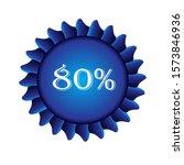 circle percentage diagrams 80 ...