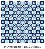 vector background of evil eye   ... | Shutterstock .eps vector #1573995880