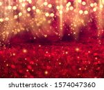 Abstract Background Christmas...