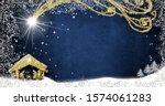 Christmas Nativity Scene Creche ...