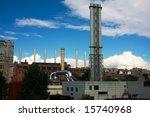 urban landscape | Shutterstock . vector #15740968