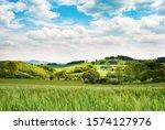 Day Natural View At German...