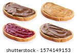 Toasts With Chocolate Butter ...