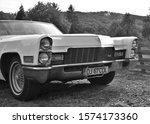 A 1967 Cadillac De Ville...