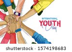 Youth Day For Banner  Brochure  ...