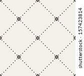 vector seamless pattern. modern ... | Shutterstock .eps vector #157423814