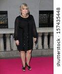 linda nolan arriving at the... | Shutterstock . vector #157435448