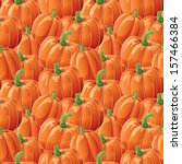 pumpkin background   Shutterstock .eps vector #157466384