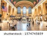 Grand Central Station  New York ...