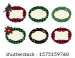 christmas various shabby... | Shutterstock .eps vector #1575159760