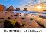 Ursa Beach In Portugal....