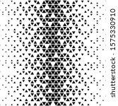 abstract triangular background. ... | Shutterstock .eps vector #1575330910