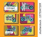 vector automotive banner... | Shutterstock .eps vector #1575347209