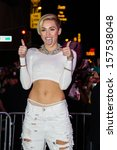 New york   october 8  miley...