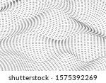 techonology wave pattern...   Shutterstock .eps vector #1575392269