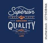 vector illustration on a theme... | Shutterstock .eps vector #1575438466