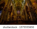 St. Vitus Cathedral   Prague  ...