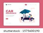 car insurance landing page...