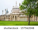 royal pavilion in brighton....