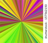 colorful striped abstract...   Shutterstock . vector #157562150